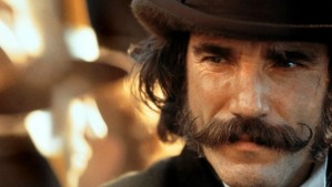 This is Daniel Day Lewis, but it's a pretty comparable 'stache.